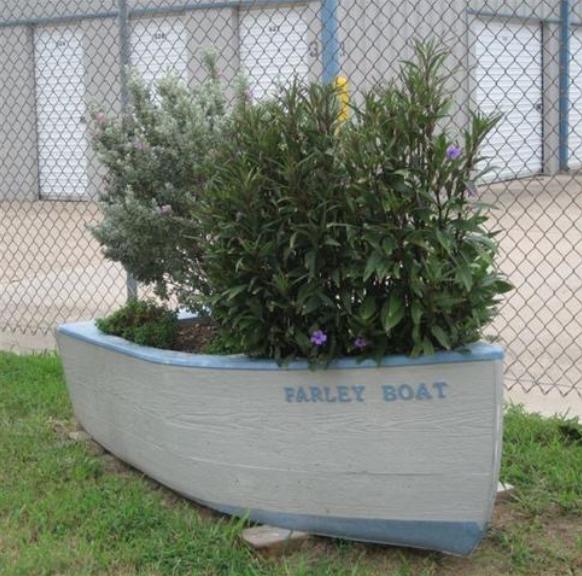 port aransas garden club farley boat planters